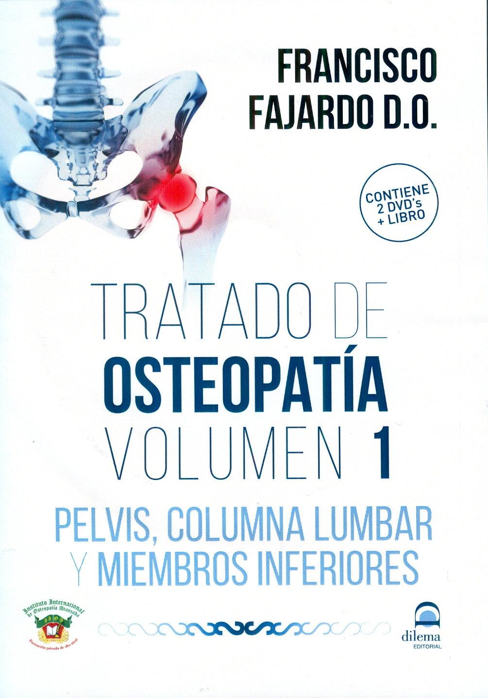 Tratado de osteopatía Volumen 1 Image