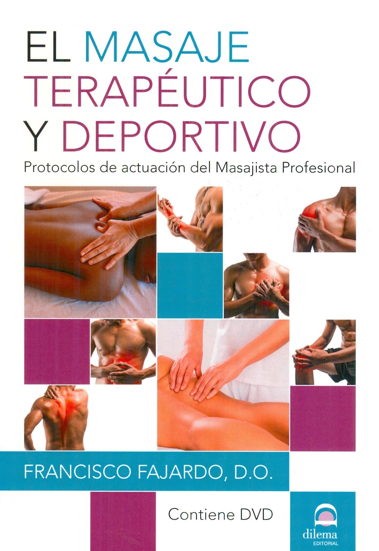 El masaje terapéutico y deportivo Image