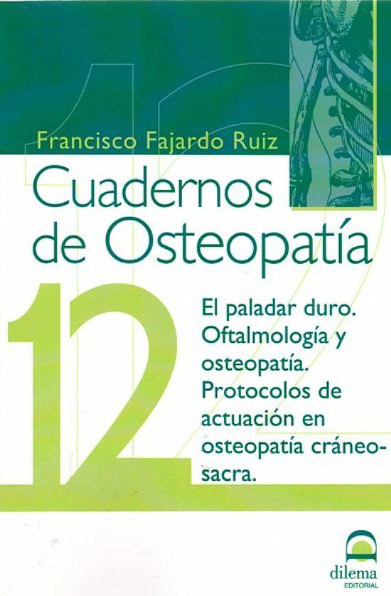 Cuadernos de Osteopatía 12 Image