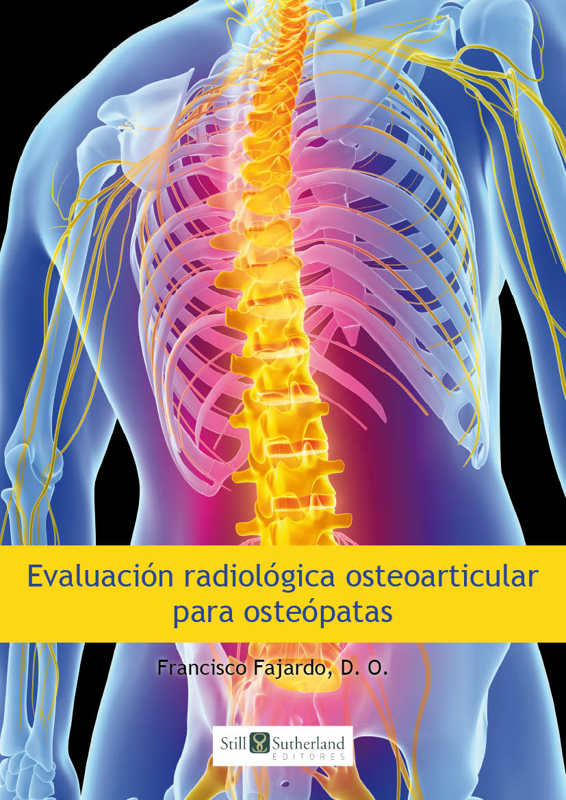 Evaluación radiológica osteoarticular para osteópatas Image