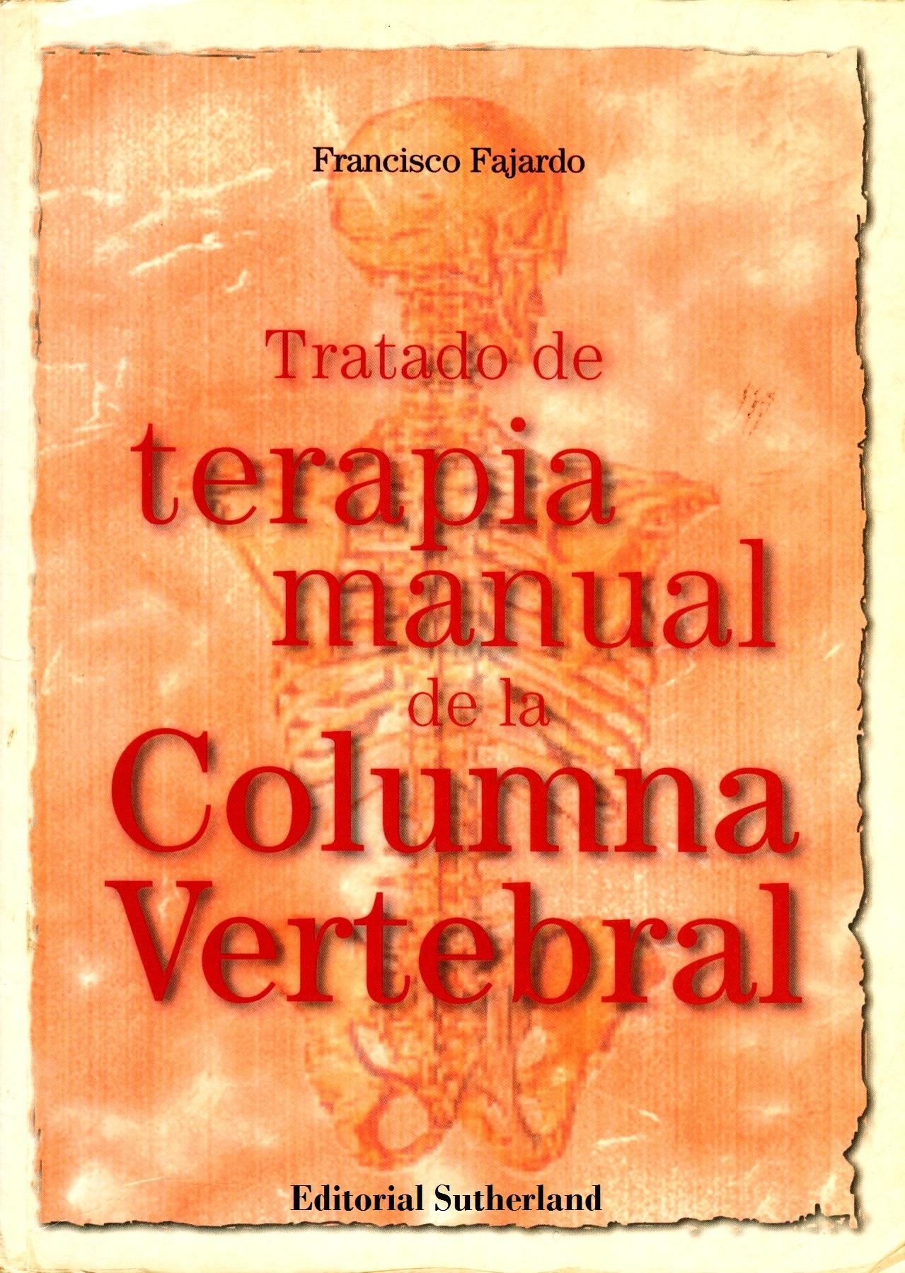 Tratado de terapia manual de la Columna Vertebral Image