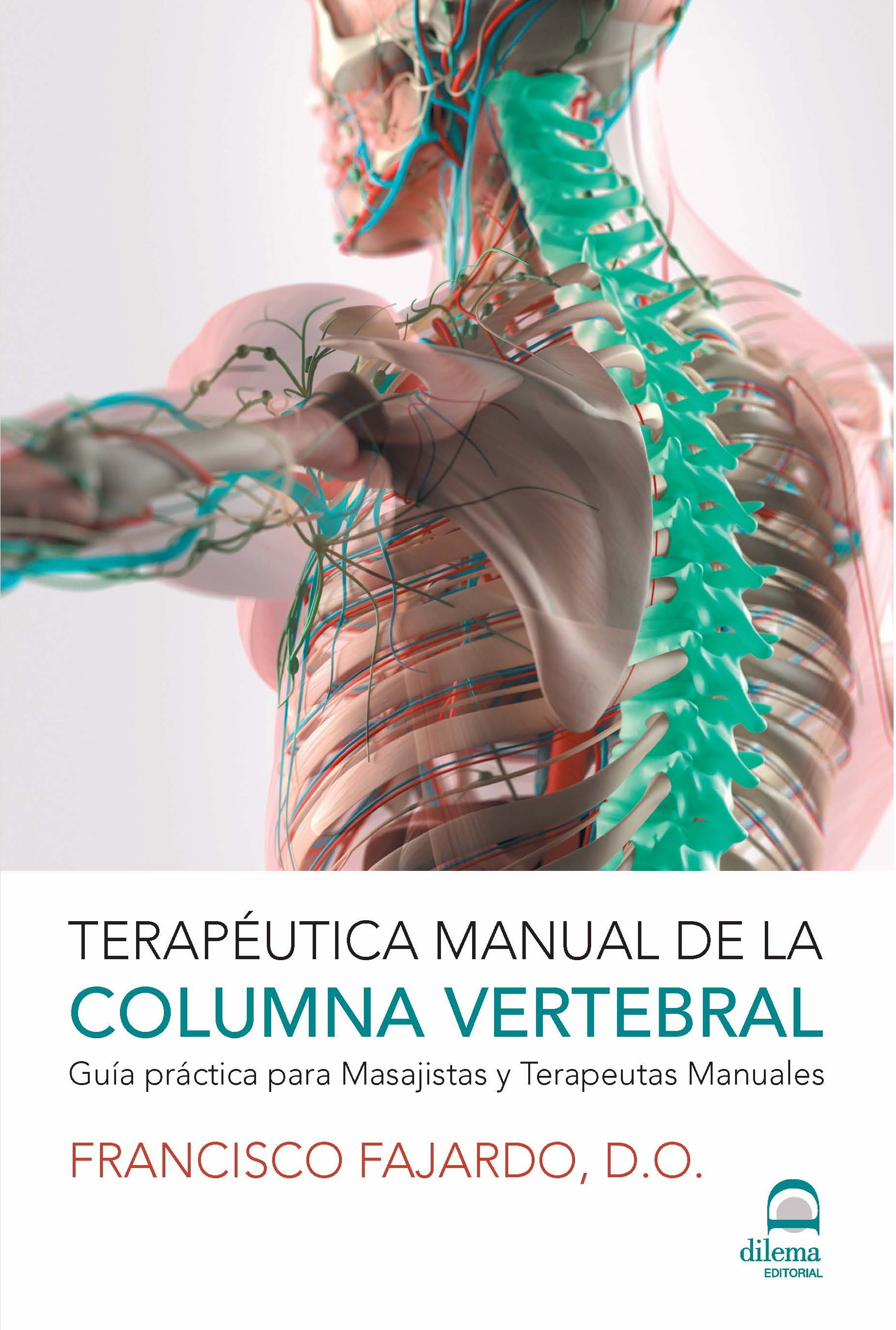 Terapéutica manual de la Columna Vertebral Image