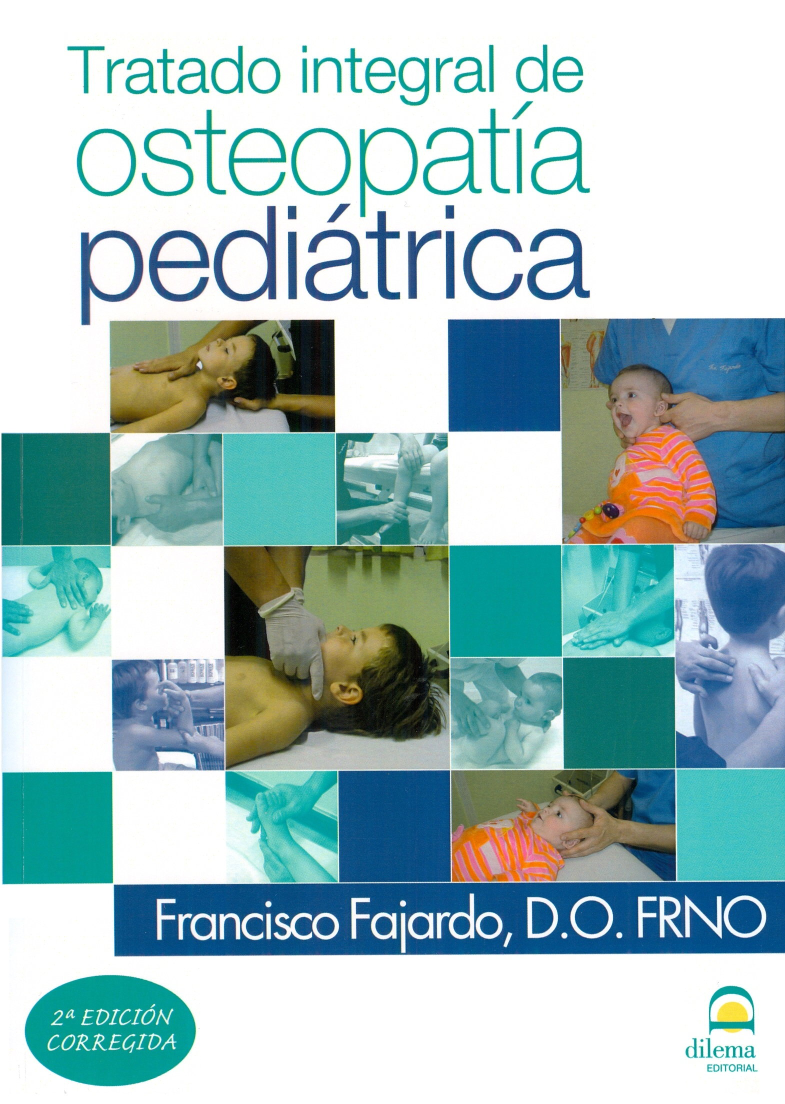 Tratado integral de osteopatía pediátrica Image