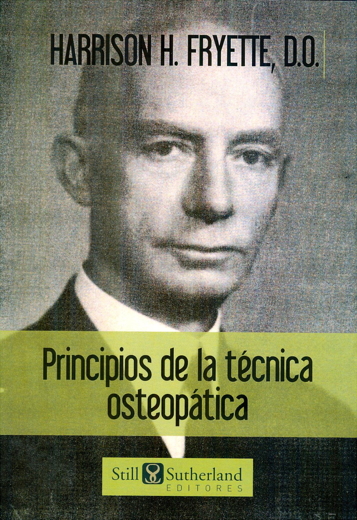Principios de la técnica osteopática Image